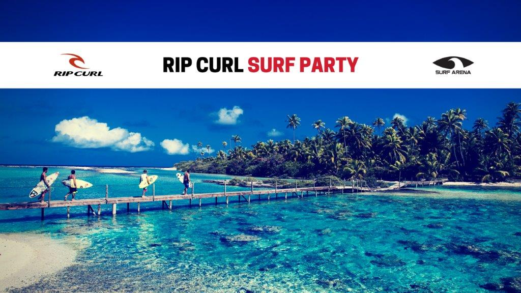 Rip Curl Surf Party 19.5.2018