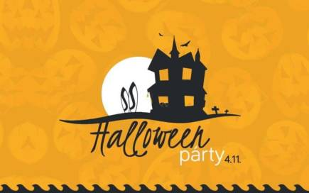 Halloween party 4.11.2017