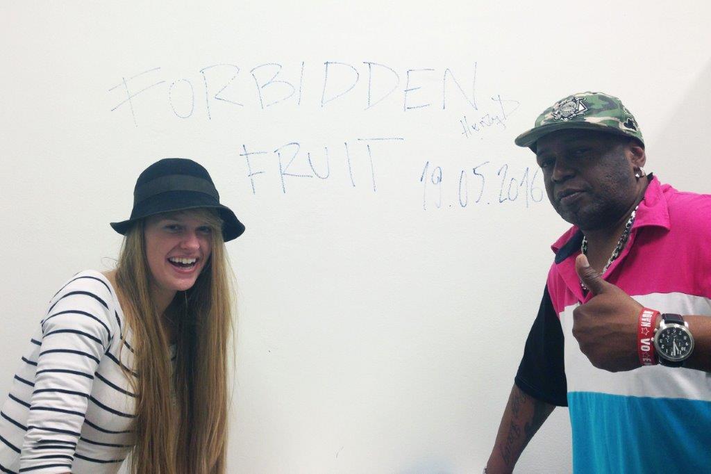 Forbidden Fruit 21.5.2016