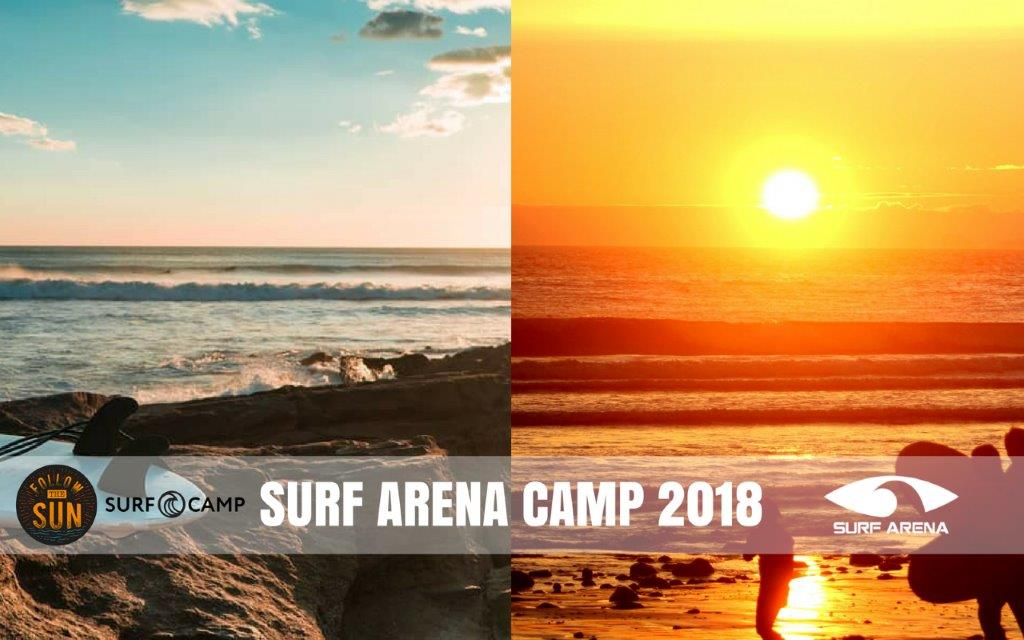 Surf Arena Camp 2018