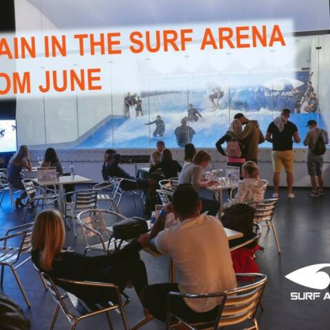 Surf Arena reopened