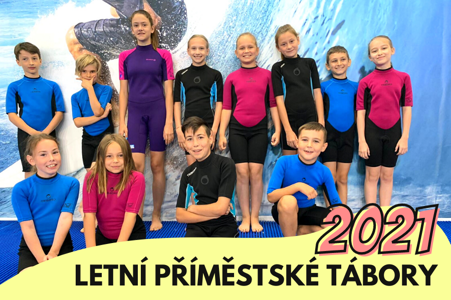 Summer children's camp 2021 – good gift on and of school